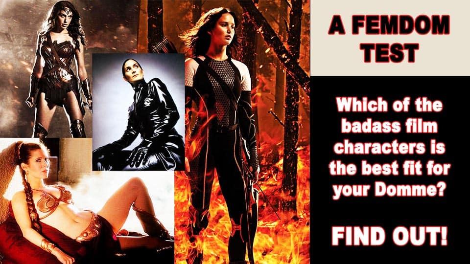 Film femdom Femdom: 1,634